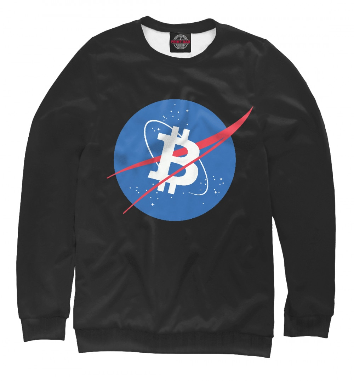 Sudadera para hombre, Bitcoin de la Astronomía