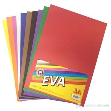 Tonar 10 Lu Simsiz Non-Adhesive Eva Papers Decoration Supplies Hand Work Products School Supplies Stationery Variety Of DIY