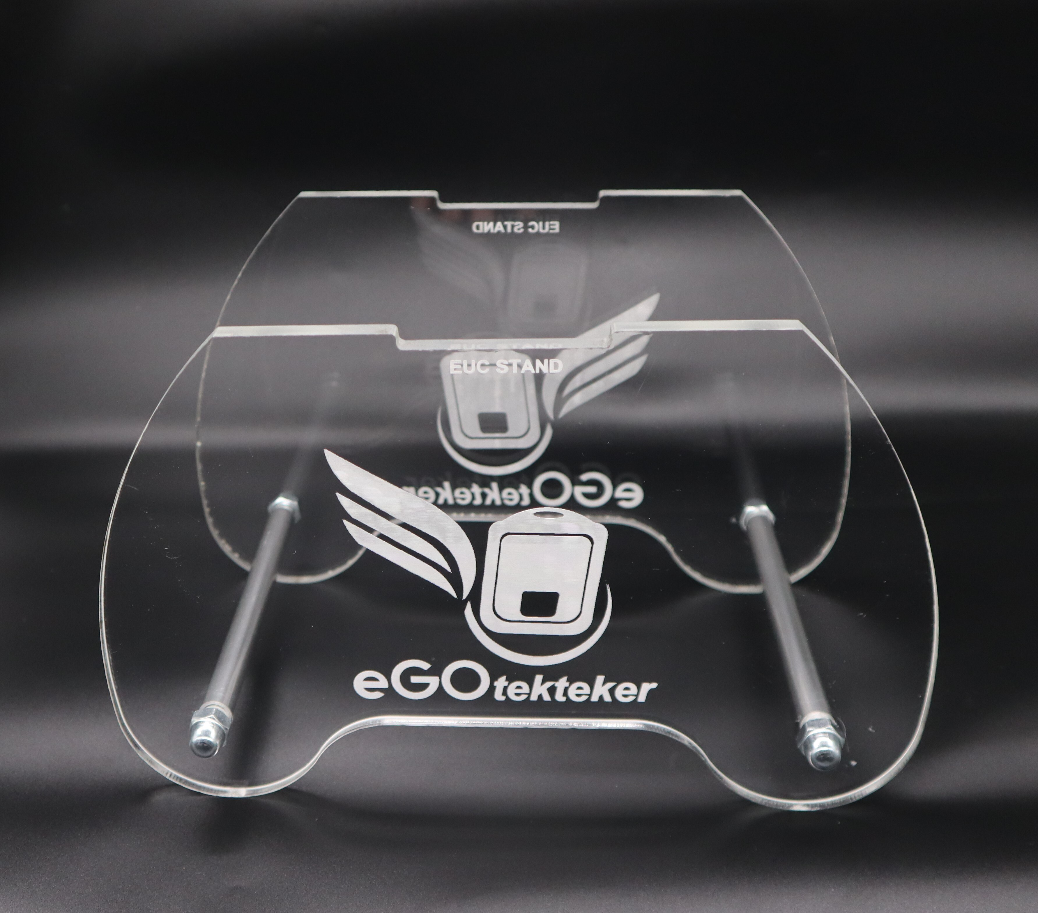 Kingsong inmotion gotway ninebot-حامل دراجة أحادية كهربائية ، حامل شبكي متين ، تصميم أنيق