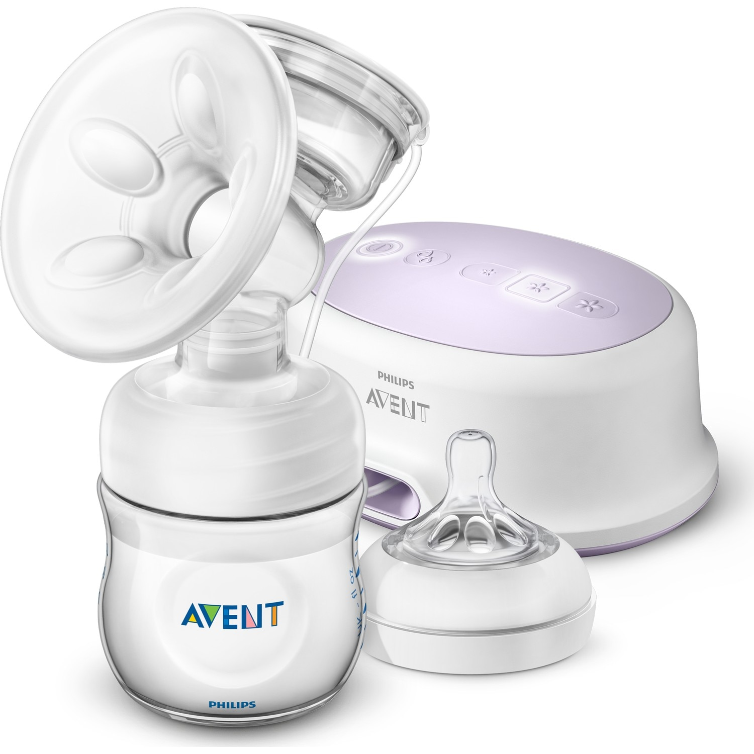 Avent Electric Breast Pump Unilateral and Bilateral Breast Pump Manual Silicone Breast Pump Baby Breastfeeding Accessories