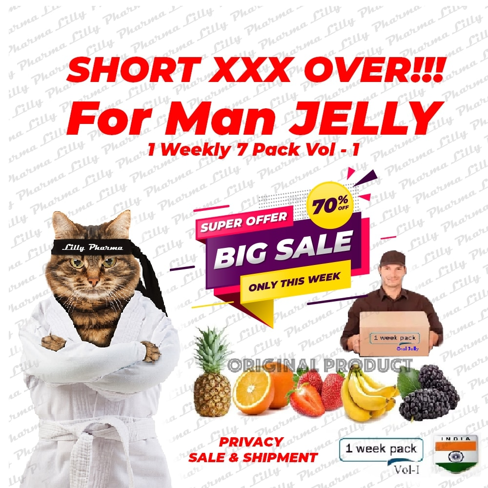For Man Long XXX 1 Weekly 7 Pack Vol-1 7 Made in India Boxer Underwear Products Delicious Flavors Je