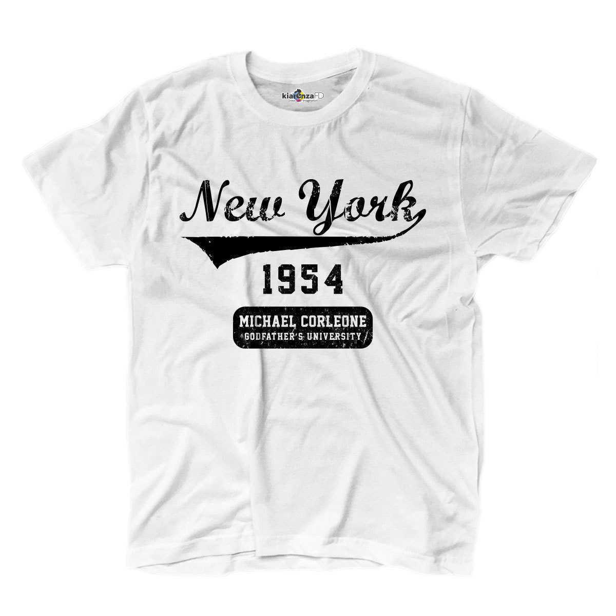 Camiseta El Padrino Michael corlion gánster Nueva York película Cult 2 S