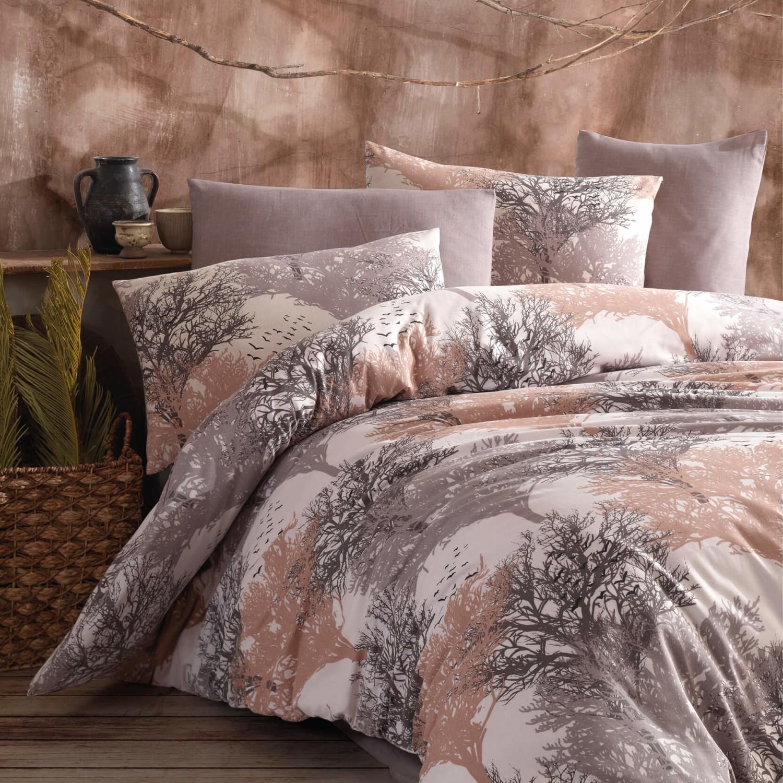 Cotton Touch Double Troya Ranforce Duvet Cover Set enlarge