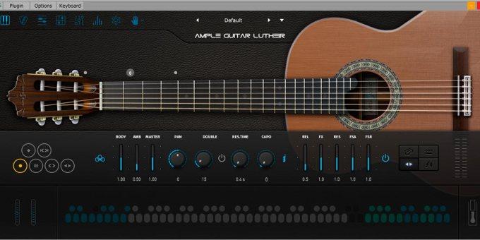 Ample Guitar AGL v3-3-0 WiN-MAC