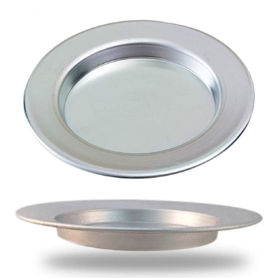 Plato famoso Kunefe, platos de servicio de postre, presentación Hatay Antakya Kunafa original de 12,5 Cm, bandeja de aluminio de una sola porción Kunefe