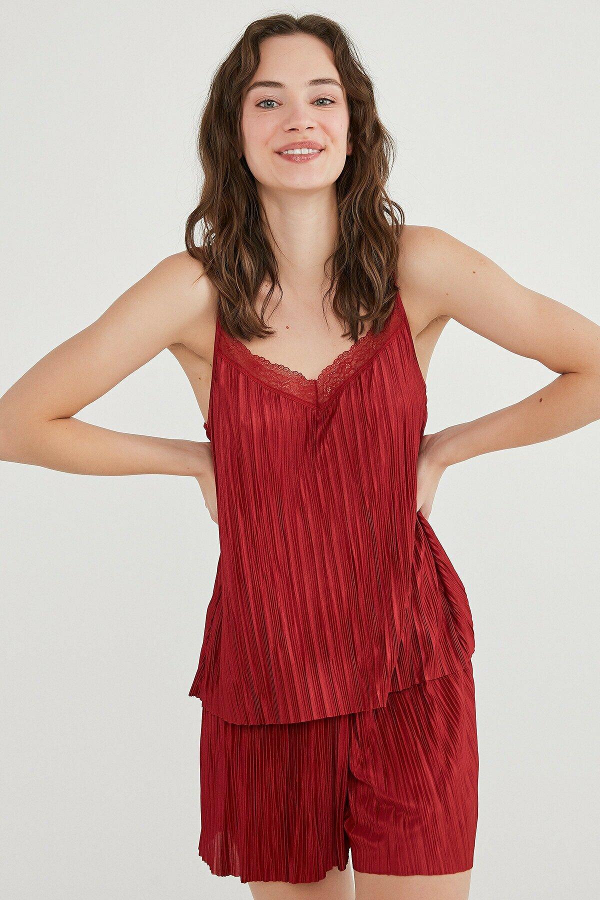 Women's Pajamas Short Set of 2 Sweet Soft Comfortable Singlets and Shorts Summer Pajamas 2021 Fashion Sexy