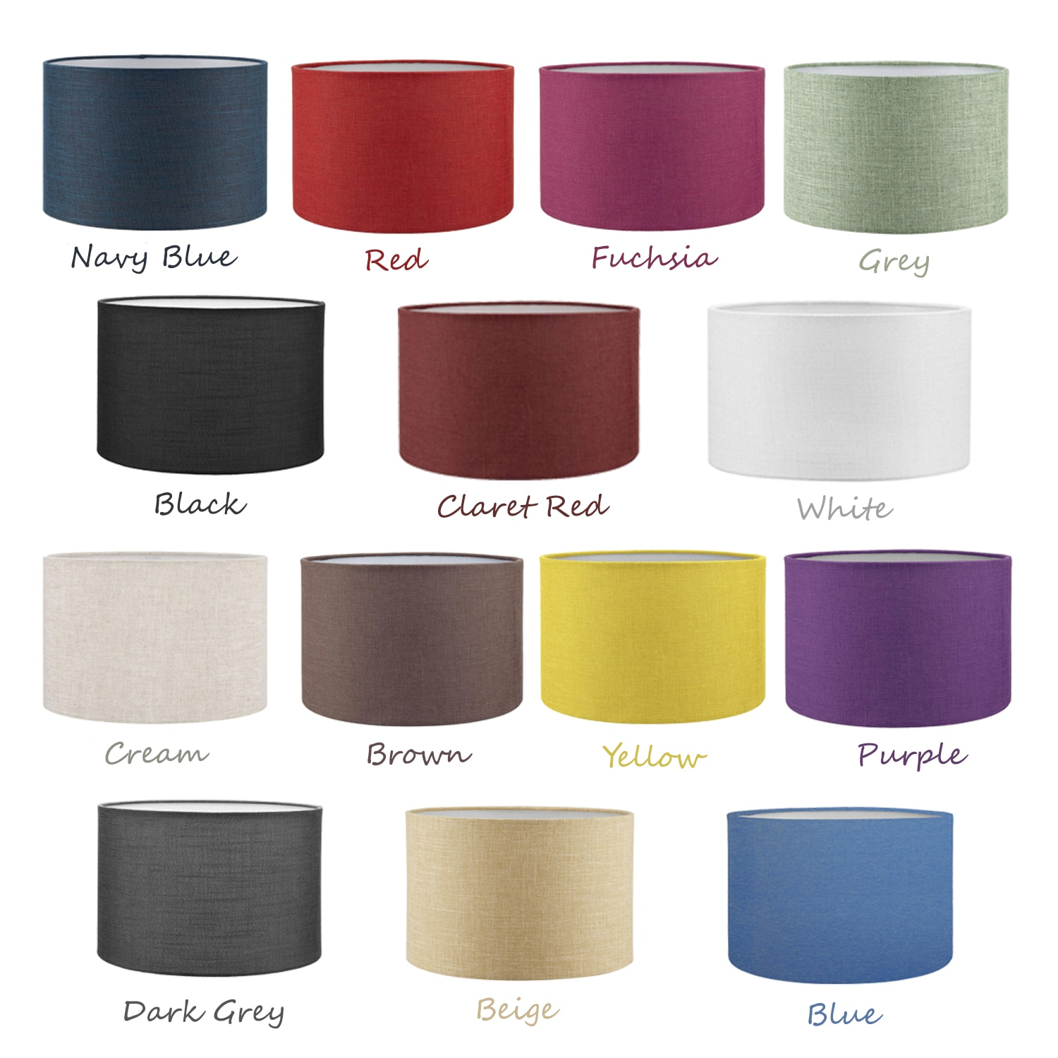 Floor Lamp Lampshade Drum 38x38x22 Cm Decorative High Quality Special Fabric and Metal internal Components lamp covers shades lampshades for table lamps floor pantalla de