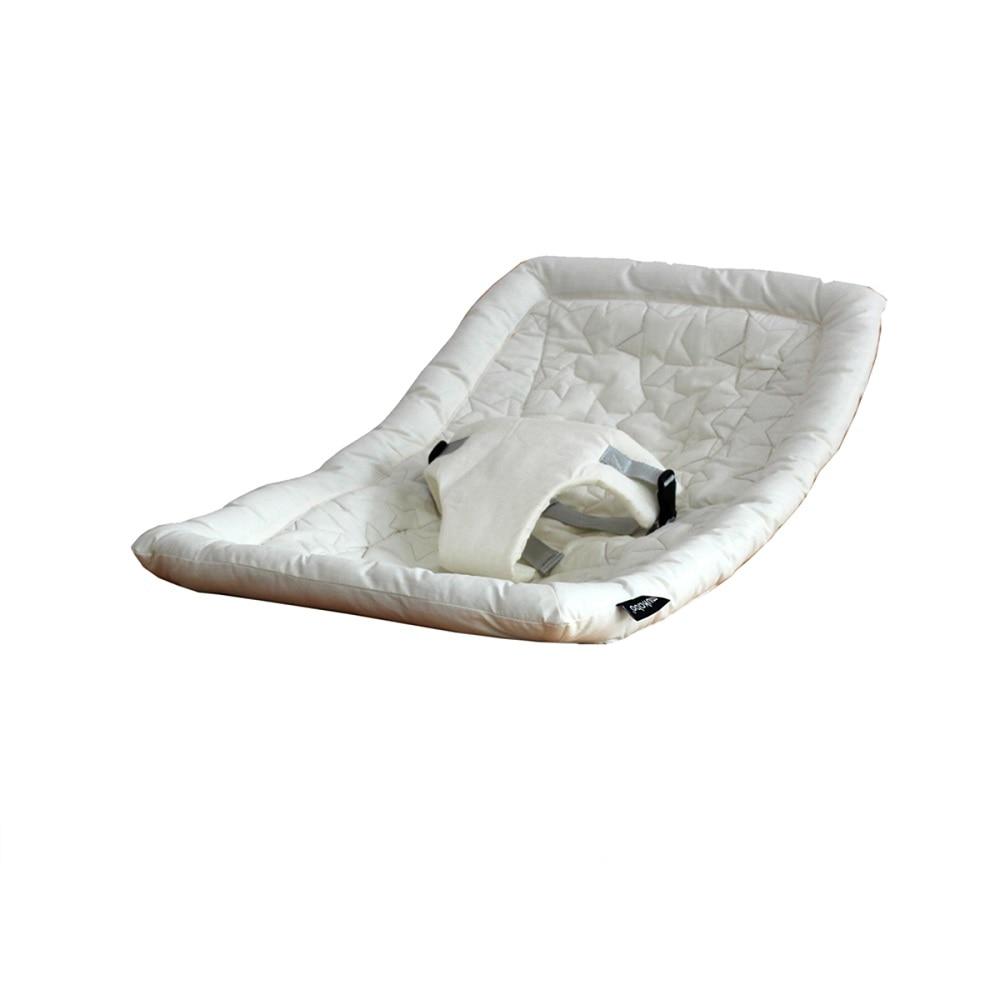 Детские деревянные кроватки-качалки для новорожденных