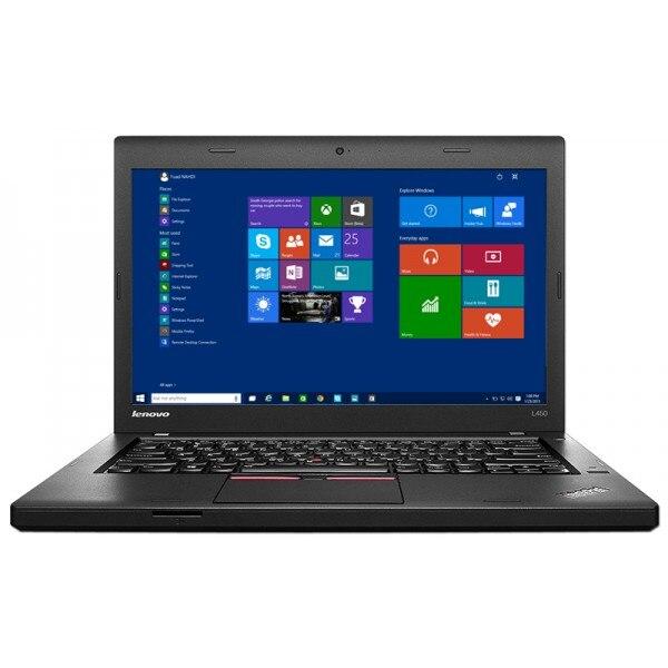 LENOVO THINKPAD L450 i5 5300U   8 GB   480 SSD   WEBCAM   WIN 10 PRO - Portatiles baratos