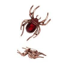 «Broche araignée», «broche cuivre», «broche nickel noir», «broche strass», «broche métal»
