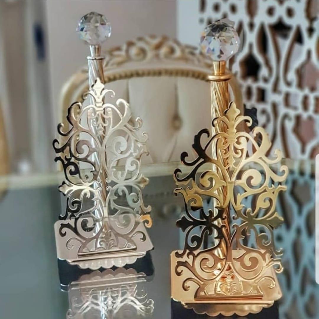 Multipurpose Decoratieve Badkamer Papieren Handdoek Houder Crystal Stone Houder Elegante Keuken Tafel Accessoires Home Decor Handwerk