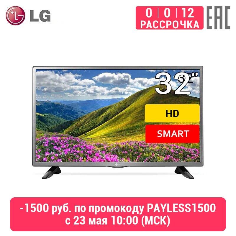 """Телевизор 32"""" LG 32LJ600U HD Smart TV"""