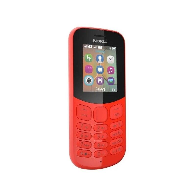 Cubierta del teléfono para Nokia 130 Dual SIM 2017