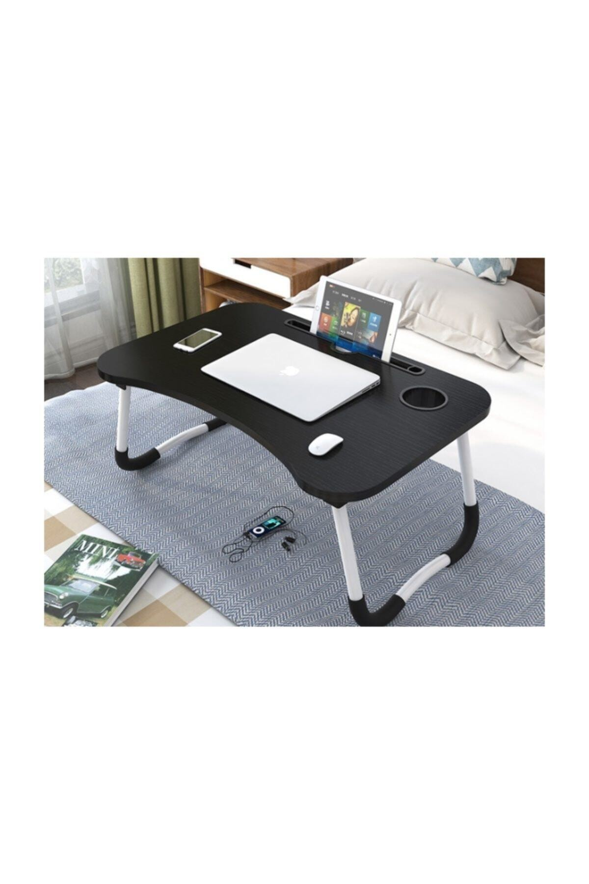 Portable Bed Desk for Laptop Tray Table for Eating and Writing
