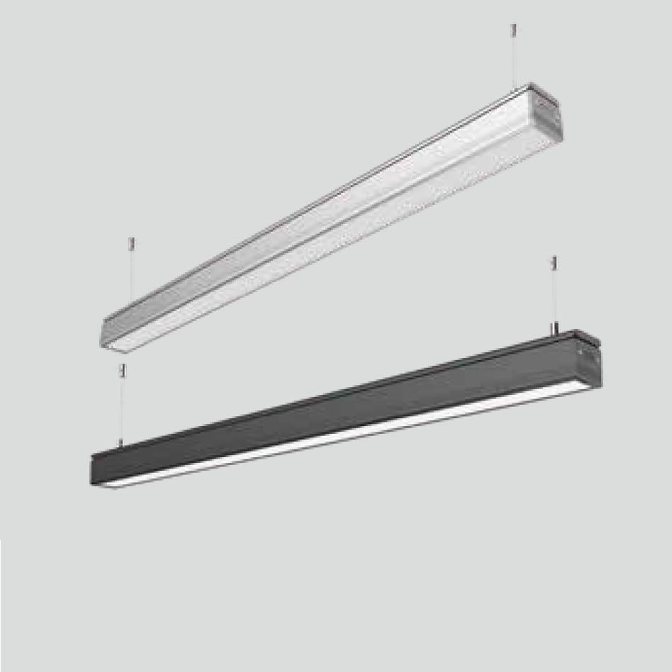 Fsl linear luz led 18 w 36 2ft 4 ft 3000 k/4000 k/6500 k