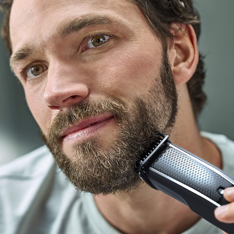 Philips BT5503 / 85 Beard Trimmer & Shaver, Black enlarge