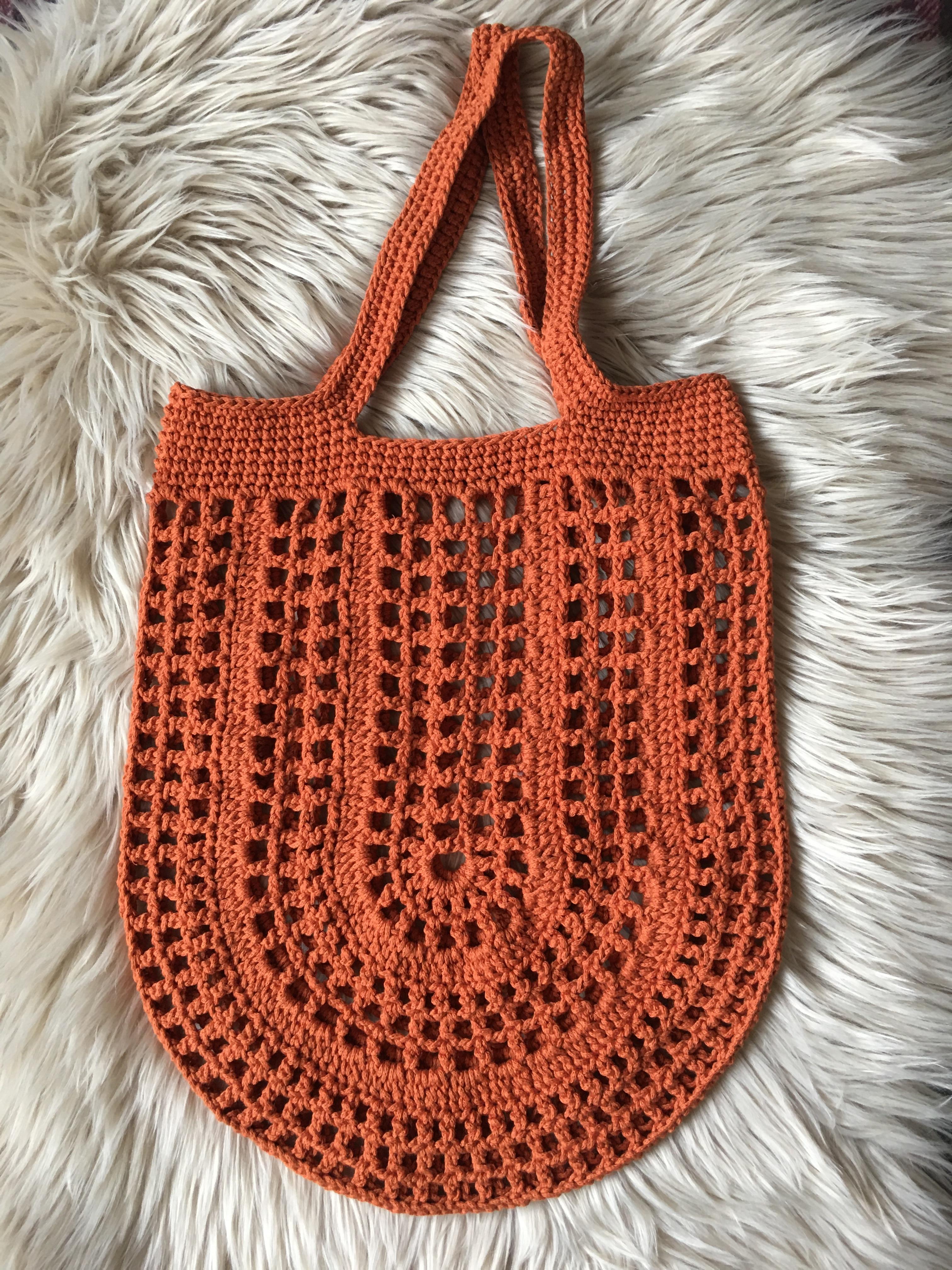 Coton macramé fichier sac à la main sac de plage sac au crochet sac à provisions sac fourre-tout sac à bandoulière sac à main en tricot sac de plage