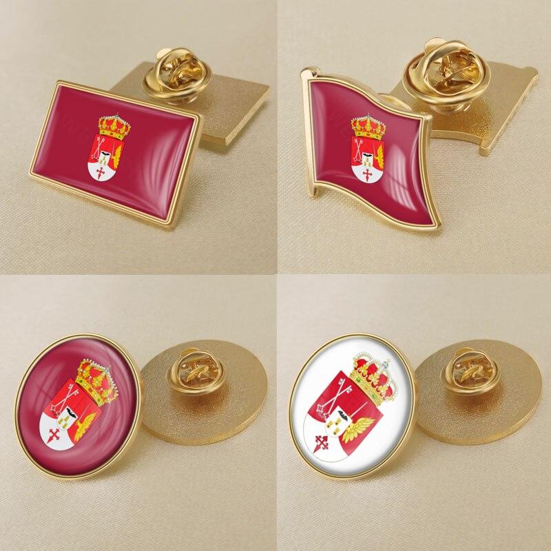 Escudo de Armas de la provincia de Albacete de España Pins de...