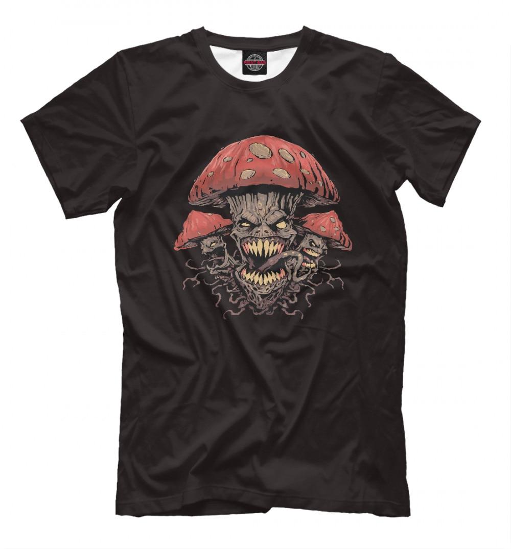 Camiseta de hombre con hongos Malvados