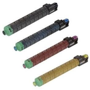 Tóner amarillo MP4000Y, compatible con Ricoh MP C4000,C5000-18.000 páginas 841161-841457)