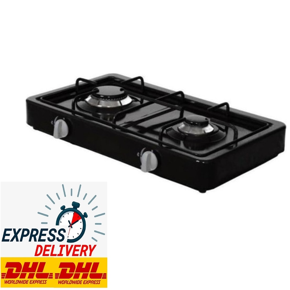 Kitchen Cooktop Stoves Hob Cooking Portable Natural Gas 2 Burner CONTERTOP MODEL Appliance Cookware Dual Cooker