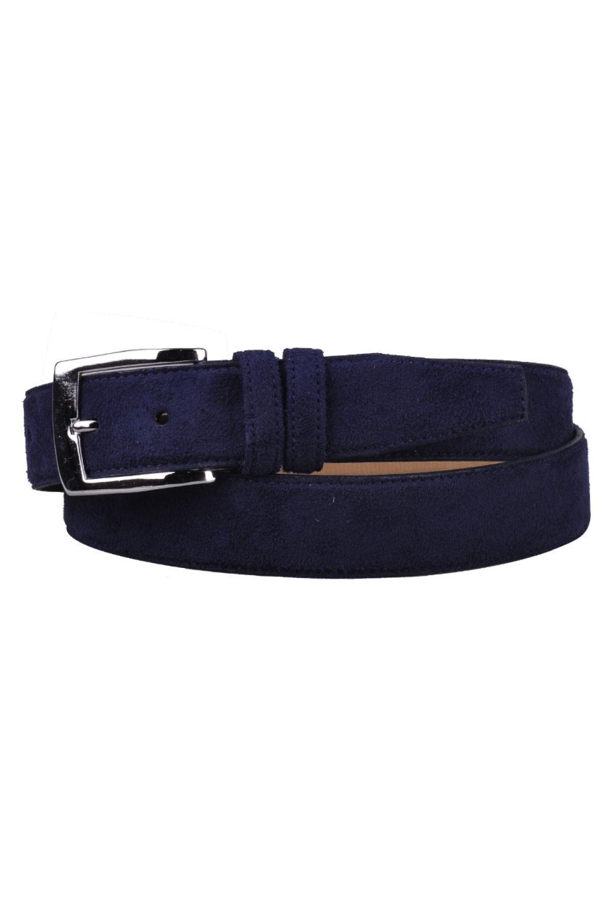 Trg Polo جلد الغزال-حزام رجالي كلاسيكي ، أربعة خيارات ألوان مختلفة ، عرض 3,5 سنتيمتر ، طول 105-130 سنتيمتر ، تصميم شعار خاص