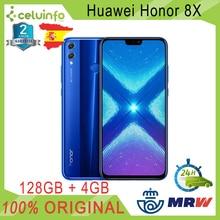 Huawei Honor 8X128G + 4G RAM avec empreinte ID 6,5
