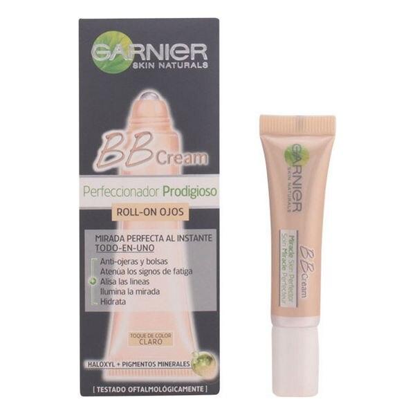 Garnier crema Bb natural piel contorno de ojos
