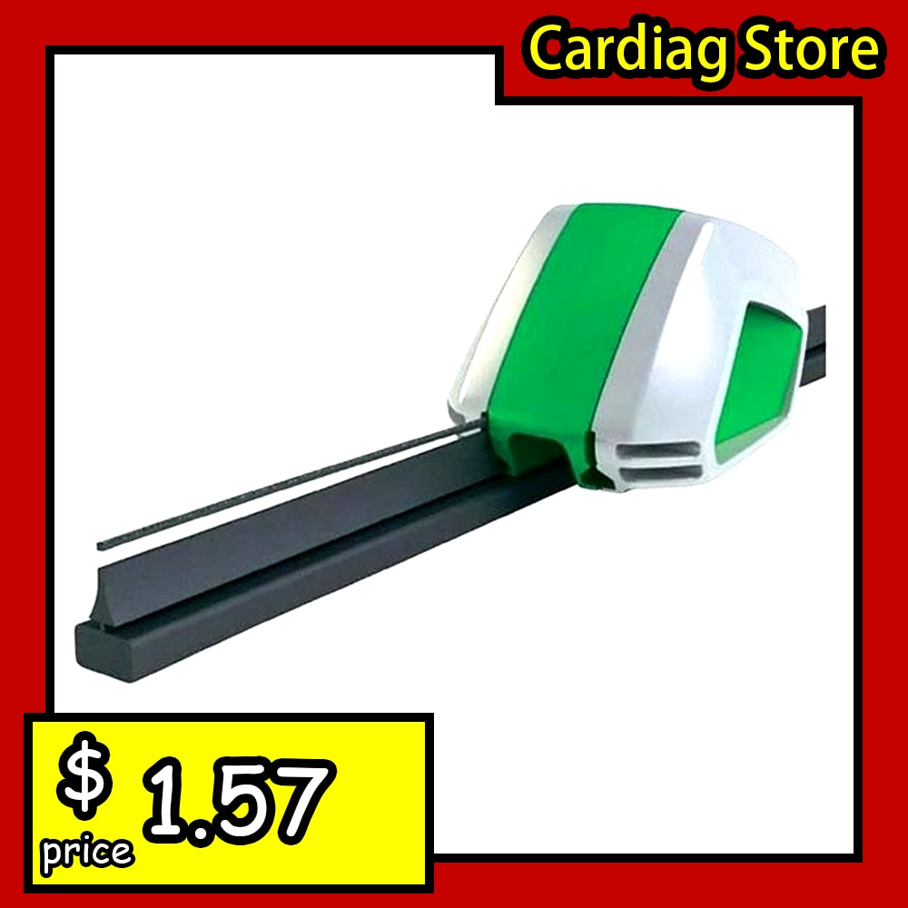 1 Pcs Wiper Repairer ABS Environmental Protection Cleaning Car Wipers Reusable Windshield Wiper Blade Repair Tool