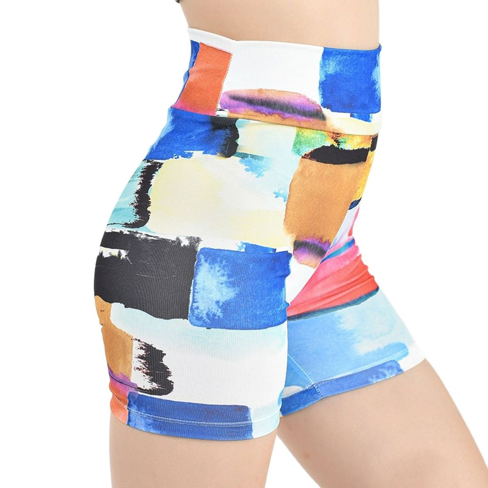 Shorts Women gym Clothing Yoga shorts Running Shorts Womens shorts Sport shorts for women Yoga Shorts Women Running Shorts Comfortable comfortable stylish women's digital Biker Shorts suitable for daily and sports