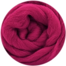 100g Merino Wool Roving for Needle Felting Kit, 100% Pure Felting Wool, Soft, Delicate, Can Touch th