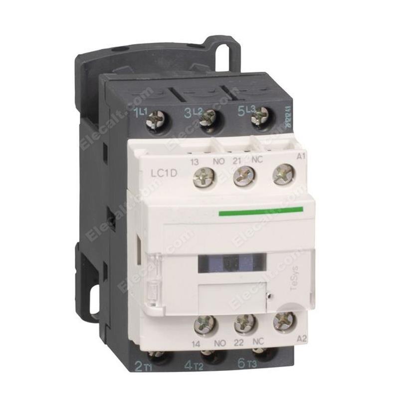 100% جديد الأصلي LC1D18M7C 220VAC قواطع 18A LC1-D18M7C LC1D