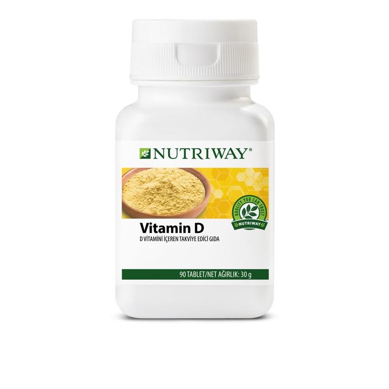 Vitamin D NUTRIWAY™ 90 Capsules