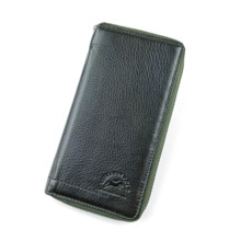 Multi-function Zipper Long Leather Credit Card Holder Genuine Leather Phone Holder 2021 Hot Selling