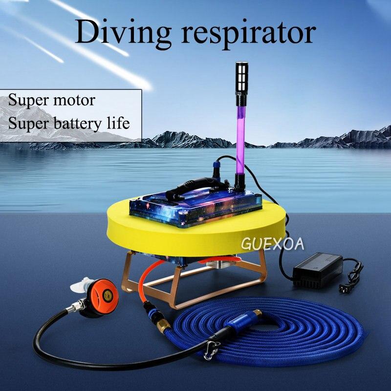 16m19A underwater diving respirator / underwater diving cylinder / portable scuba equipment / underwater diving forward device