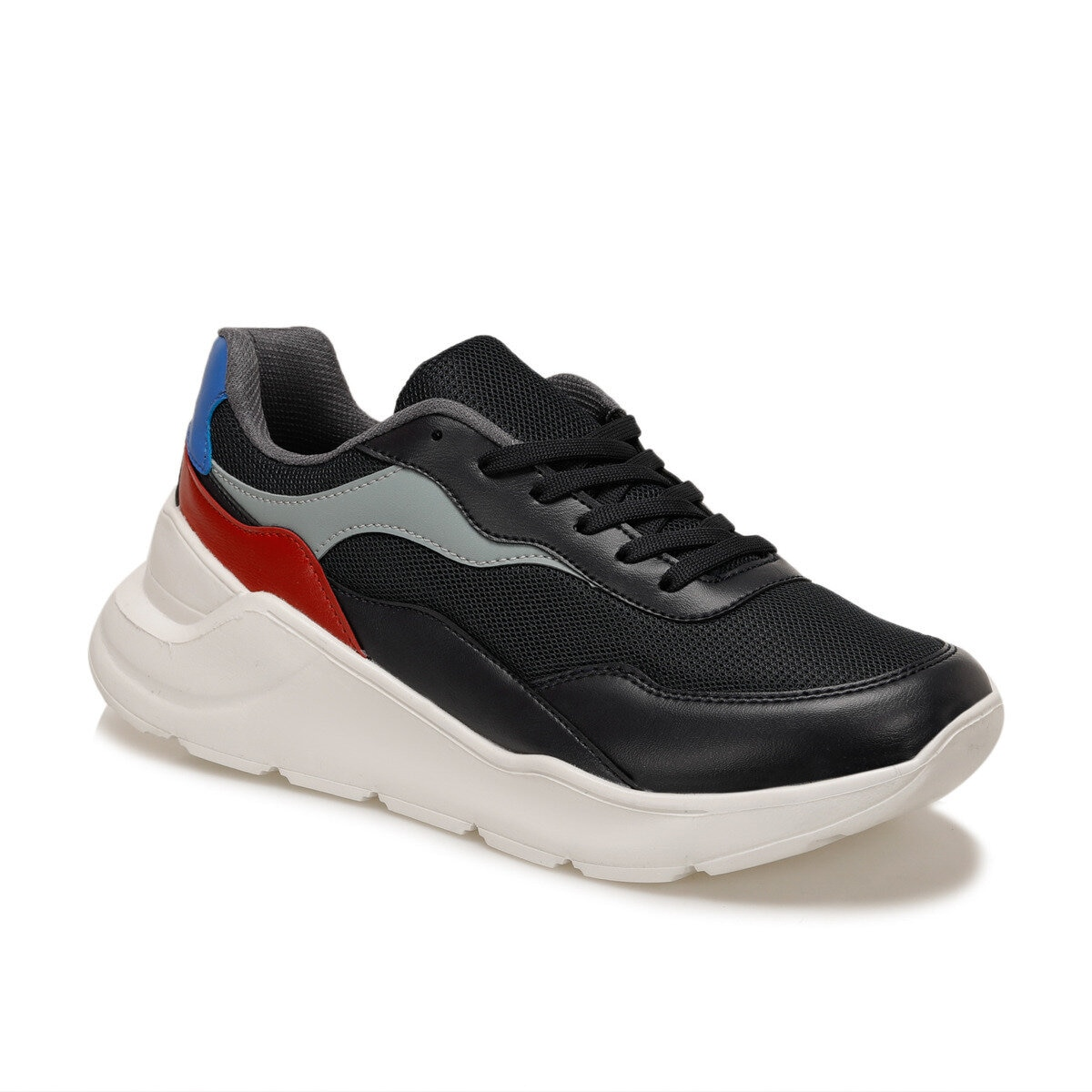 FLO BORYA Navy Blue Men 'S Sneaker Shoes Torex