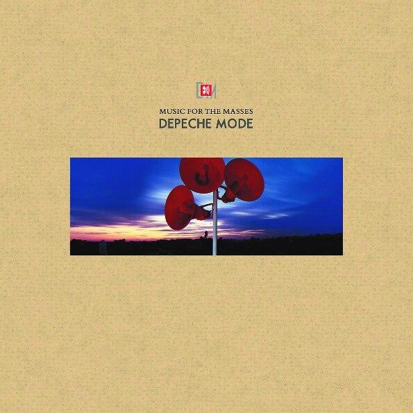 Proveedor de modo Depeche/música para la masa (LP)