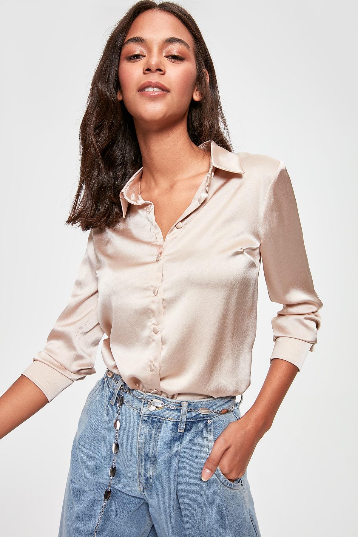 Trendyol Basic Shirt TWOAW20GO0465