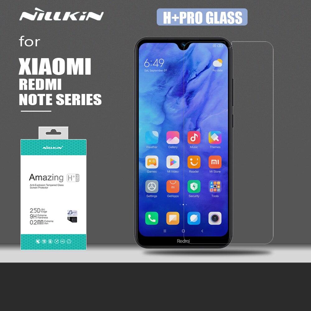 Para Xiaomi Redmi Note 8T 8 7 Pro de Nillkin H + PRO de vidrio templado de seguridad HD Protector de pantalla para Xiaomi Redmi Note 8T 8 7 Pro