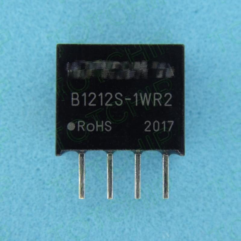 1pcs B1212S-1WR2 SIP4 DC-DC conversor 12V