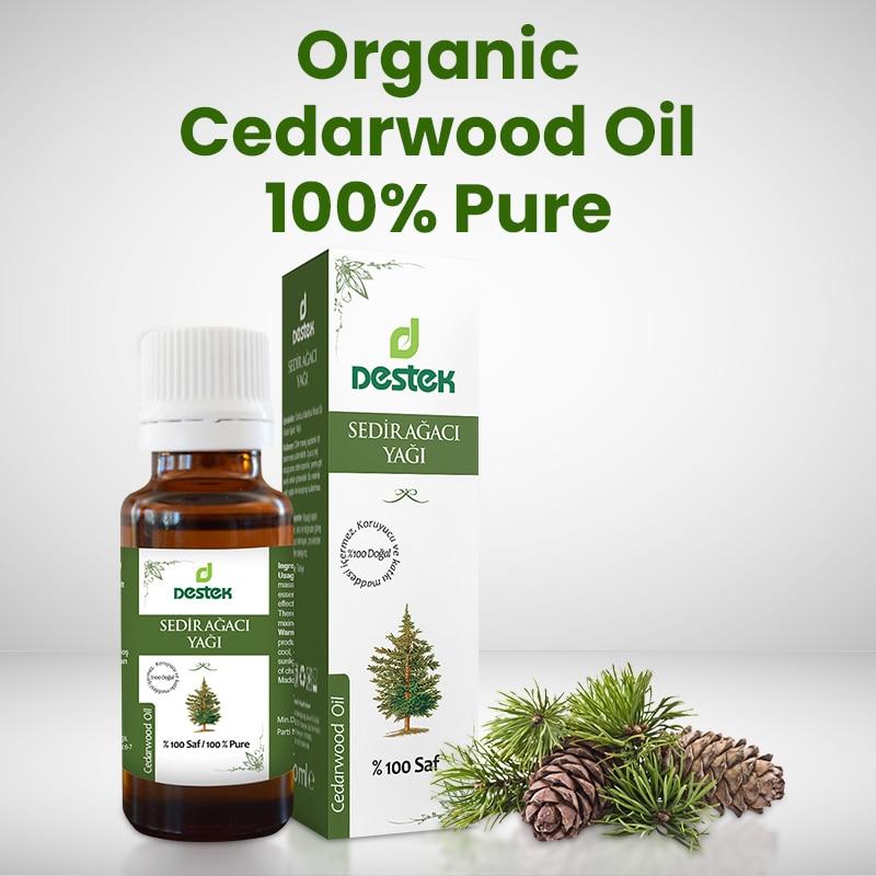 Cedarwood 100% чистое органическое масло 20 мл турецкие семена растительные масла эфирные масла натуральные масла Ароматерапия натуральные расти...