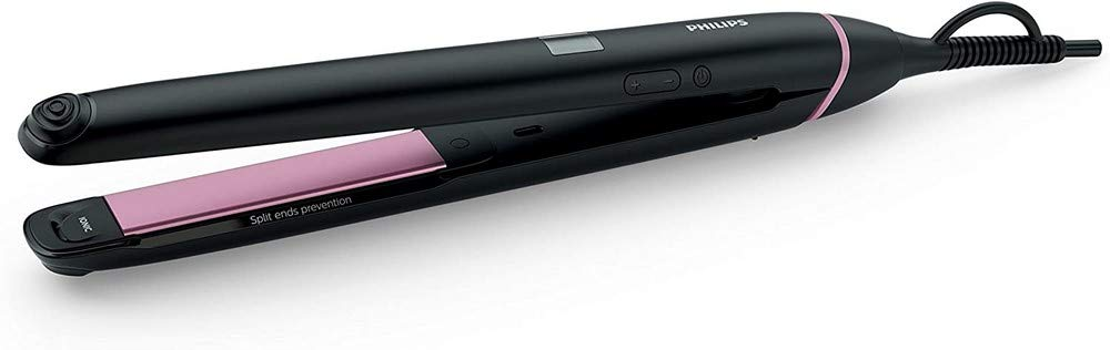 Philips StraightCare Vivid Ends straightener BHS675/00 BHS675 with SplitStop Technology Keratin infusion 110V-220V