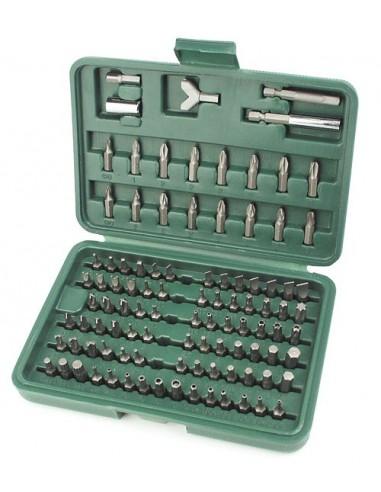 Set cordless screwdrivers pointed 100 pcs. Mannesmann m29800