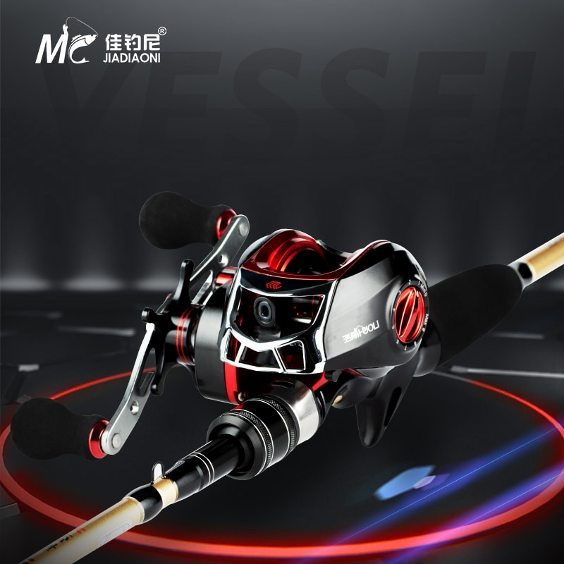 JIADIAONI 1.8-2.4M Telescopic Casting Spining Fishing Combo and Fishing Reel Line Lure Complete Fishing Tackle enlarge