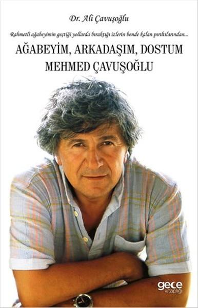 Mi mayor Brother, amigo Mehmet Çavuşuğlu Ali Çavuşoğlu noche biblioteca
