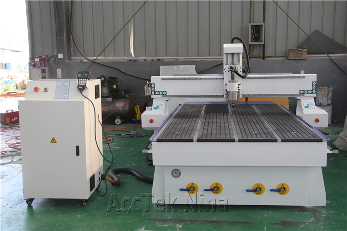 Wood CNC Router 1325 PVC MDF Acrylic Cutting Machine CNC Router Wood Bench enlarge