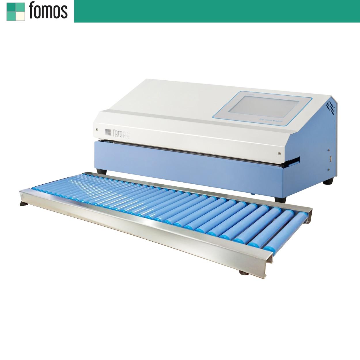 Fomos Automatic Sealing Machine - Automatic Roll Bag Sealing Device - Automatic Sterilization roll closing