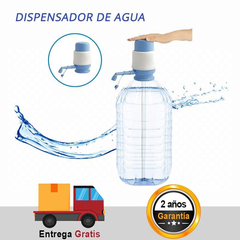 Dispensador de Agua para Garrafas Dosificador Compatible con Botellas de 3 / 6 / 8 / 10 / 12L con Tapón Diámetro 38mm y 48mm