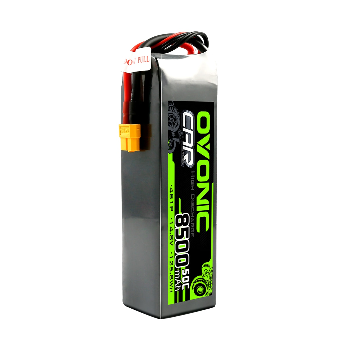 Ovonic 8500 Lipo Batteries 50C 4S 14.8V LiPo Battery With XT60 Plug For Xmaxx 8S RC Car Truck