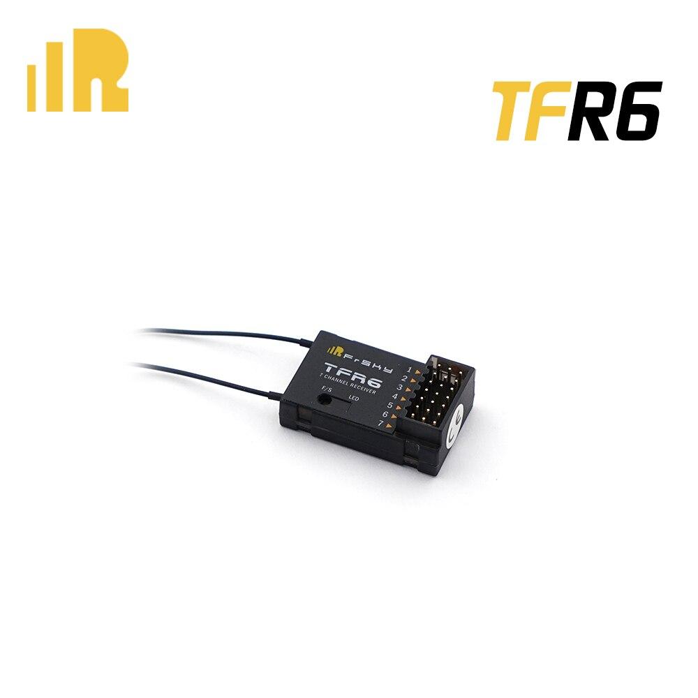 FrSky TFR6 7CH Compatible FASST receptor